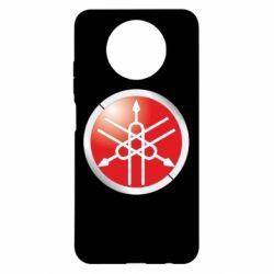 Чохол для Xiaomi Redmi Note 9 5G/Redmi Note 9T Yamaha Logo 3D