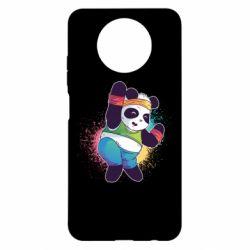 Чохол для Xiaomi Redmi Note 9 5G/Redmi Note 9T Zumba Panda