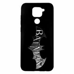 Чехол для Xiaomi Redmi Note 9/Redmi 10X Batman: arkham city