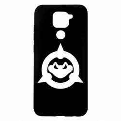 Чехол для Xiaomi Redmi Note 9/Redmi 10X Battletoads