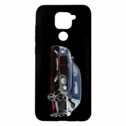 Чохол для Xiaomi Redmi Note 9/Redmi 10X Bentley car3