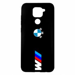 Чехол для Xiaomi Redmi Note 9/Redmi 10X BMW M