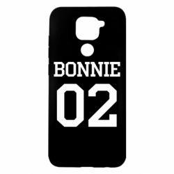 Чохол для Xiaomi Redmi Note 9/Redmi 10X Bonnie 02