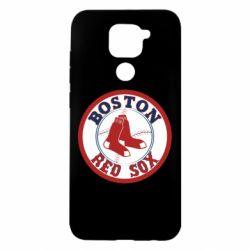 Чохол для Xiaomi Redmi Note 9/Redmi 10X Boston Red Sox
