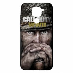 Чехол для Xiaomi Redmi Note 9/Redmi 10X Call of Duty WWII