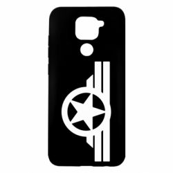 Чехол для Xiaomi Redmi Note 9/Redmi 10X Captain's Star
