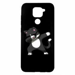 Чохол для Xiaomi Redmi Note 9/Redmi 10X Cat SWAG