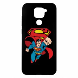 Чохол для Xiaomi Redmi Note 9/Redmi 10X Comics Superman