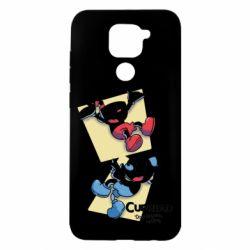 Чохол для Xiaomi Redmi Note 9/Redmi 10X Cuphead 1