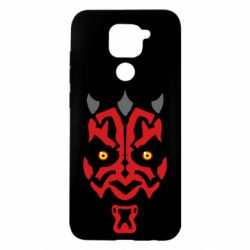 Чохол для Xiaomi Redmi Note 9/Redmi 10X Darth Maul Face