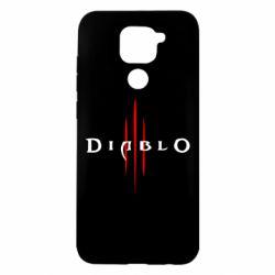 Чохол для Xiaomi Redmi Note 9/Redmi 10X Diablo 3