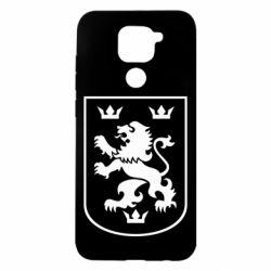 Чехол для Xiaomi Redmi Note 9/Redmi 10X Division Galician