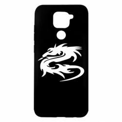 Чехол для Xiaomi Redmi Note 9/Redmi 10X Дракон