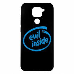 Чохол для Xiaomi Redmi Note 9/Redmi 10X Evil Inside
