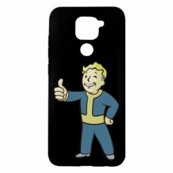 Чехол для Xiaomi Redmi Note 9/Redmi 10X Fallout Boy