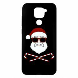 Чохол для Xiaomi Redmi Note 9/Redmi 10X Fashionable Santa