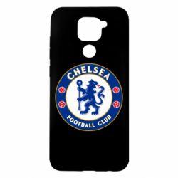 Чехол для Xiaomi Redmi Note 9/Redmi 10X FC Chelsea