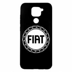 Чохол для Xiaomi Redmi Note 9/Redmi 10X Fiat logo