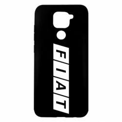 Чохол для Xiaomi Redmi Note 9/Redmi 10X Fiat