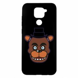 Чехол для Xiaomi Redmi Note 9/Redmi 10X Five Nights at Freddy's