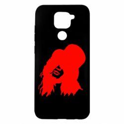 Чохол для Xiaomi Redmi Note 9/Redmi 10X Guns n' Roses Слеш