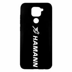 Чохол для Xiaomi Redmi Note 9/Redmi 10X Hamann