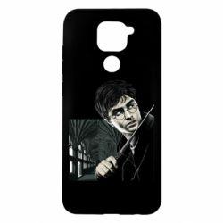 Чехол для Xiaomi Redmi Note 9/Redmi 10X Harry Potter