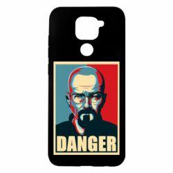 Чохол для Xiaomi Redmi Note 9/Redmi 10X Heisenberg Danger