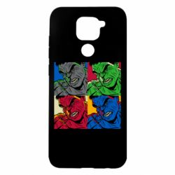 Чехол для Xiaomi Redmi Note 9/Redmi 10X Hulk pop art