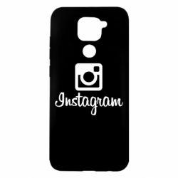 Чохол для Xiaomi Redmi Note 9/Redmi 10X Instagram