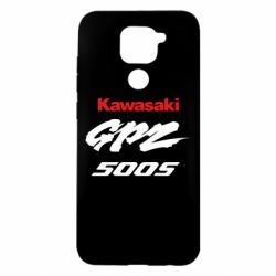 Чохол для Xiaomi Redmi Note 9/Redmi 10X Kawasaki GPZ500S