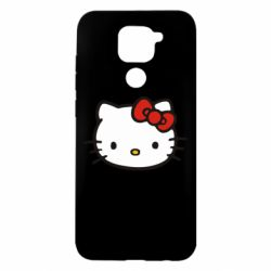 Чохол для Xiaomi Redmi Note 9/Redmi 10X Kitty