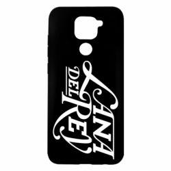 Чохол для Xiaomi Redmi Note 9/Redmi 10X Lana Del Rey