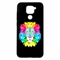 Чохол для Xiaomi Redmi Note 9/Redmi 10X Lion vector