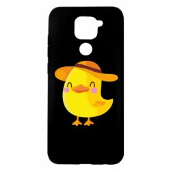 Чехол для Xiaomi Redmi Note 9/Redmi 10X Little chicken