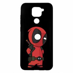 Чохол для Xiaomi Redmi Note 9/Redmi 10X Little Deadpool