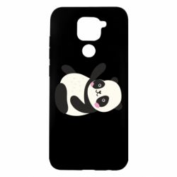 Чехол для Xiaomi Redmi Note 9/Redmi 10X Little panda