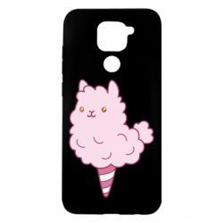 Чехол для Xiaomi Redmi Note 9/Redmi 10X Llama Ice Cream