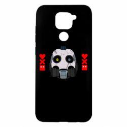 Чехол для Xiaomi Redmi Note 9/Redmi 10X Love death and robots