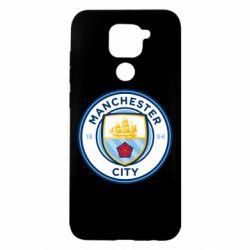 Чехол для Xiaomi Redmi Note 9/Redmi 10X Manchester City