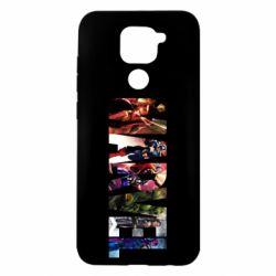Чохол для Xiaomi Redmi Note 9/Redmi 10X Marvel Avengers