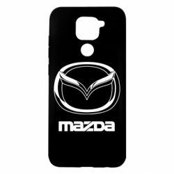 Чохол для Xiaomi Redmi Note 9/Redmi 10X Mazda Logo