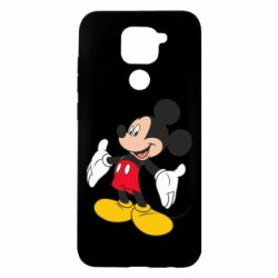 Чохол для Xiaomi Redmi Note 9/Redmi 10X Mickey Mouse