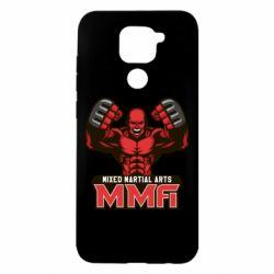 Чохол для Xiaomi Redmi Note 9/Redmi 10X MMA Fighter 2