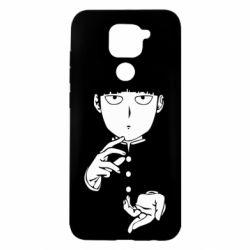 Чехол для Xiaomi Redmi Note 9/Redmi 10X Mob