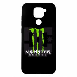 Чохол для Xiaomi Redmi Note 9/Redmi 10X Monster Energy DC