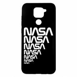 Чехол для Xiaomi Redmi Note 9/Redmi 10X NASA