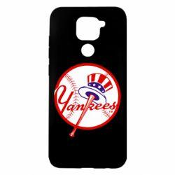 Чохол для Xiaomi Redmi Note 9/Redmi 10X New York Yankees