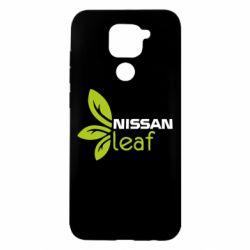 Чехол для Xiaomi Redmi Note 9/Redmi 10X Nissa Leaf