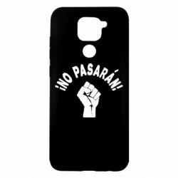 Чохол для Xiaomi Redmi Note 9/Redmi 10X No Pasaran